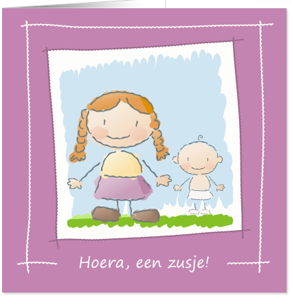 Grote zus