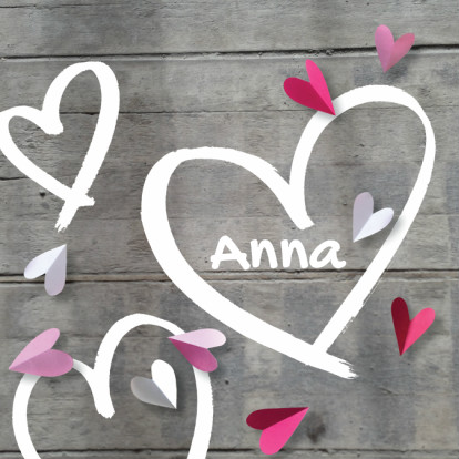 lief-geboortekaartje-hart-hout