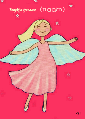 roze-engeltje