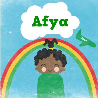 vrolijk-adoptiekaartje-meisje-uit-afrika